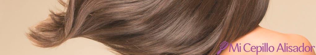 como cuidar el cabello lacio