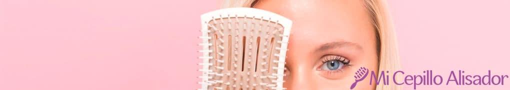 como limpiar un cepillo alisador electrico